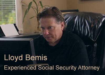 Lloyd Bemis Social Security Disability Lawyer