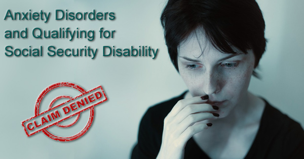 anxiety disability lawyer