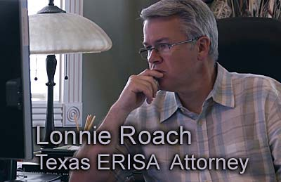 Lonnie Roach ERSIA lawyer