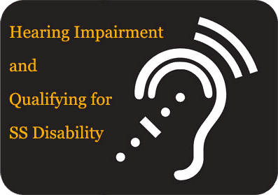disability deafness