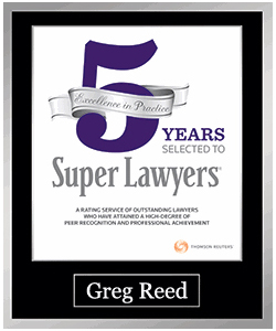 Profile For Social Security Disability Attorney Greg Reed