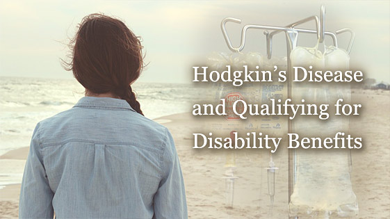 hodgkins disaease disability