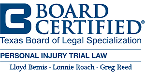 Board Certified Personal Injury Law