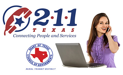 211 texas information phone line