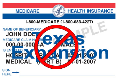 no medicare expansion texas
