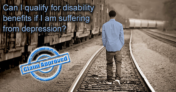 disability for depression