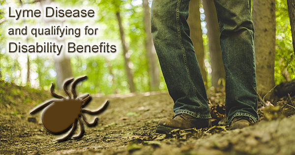 lyme disease disability benefits