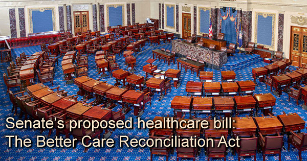 Senate's proposed healthcare bill: The Better Care Reconciliation Act