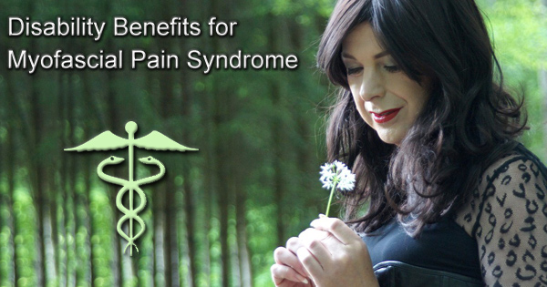 myofascial pain syndrome disability